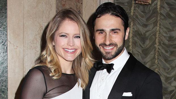Sara Haines and husband Max Shifrin