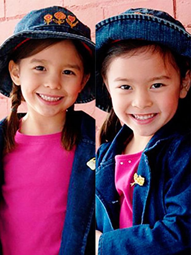 Cara and Mady Gosselin