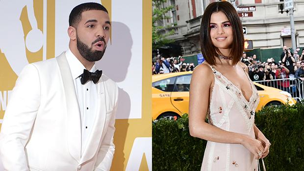 Drake Likes Selena Gomez & Hailey Baldwin's Pics: Is He Flirting? – Hollywood Life