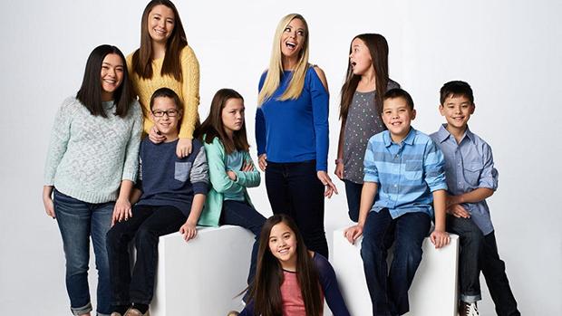 Kate Gosselin & Her Children