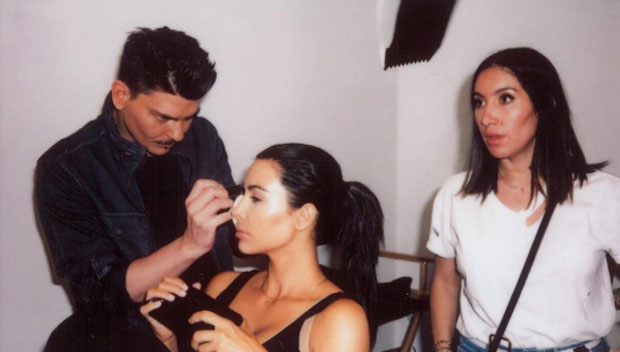 Kim Kardashian makeup hacks
