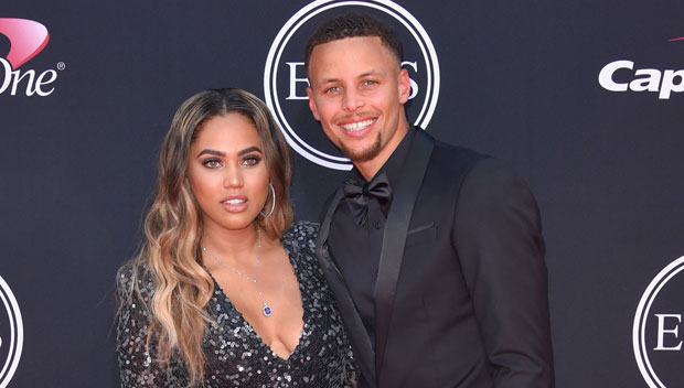 Stephen Curry Wife ESPYs