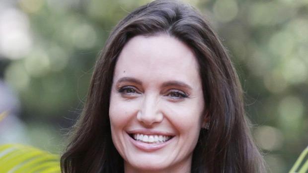 Angelina Jolie Celibate