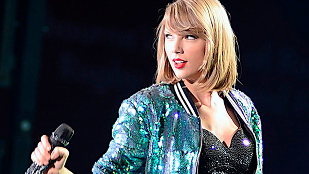 Taylor Swift Relaunches Website