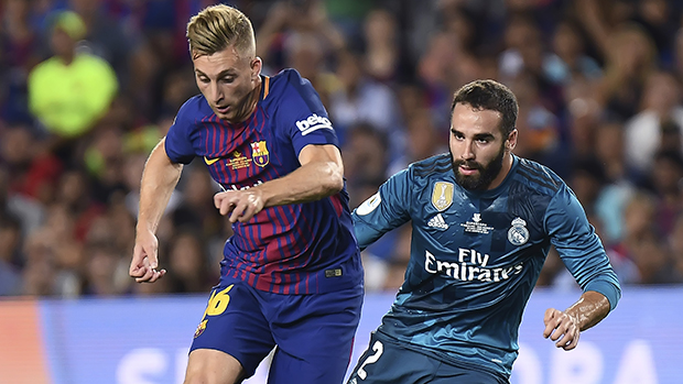 Spanish Super Cup: Barcelona Vs. Real Madrid