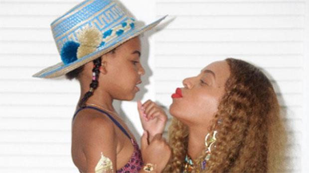Beyonce Blue Ivy Carter