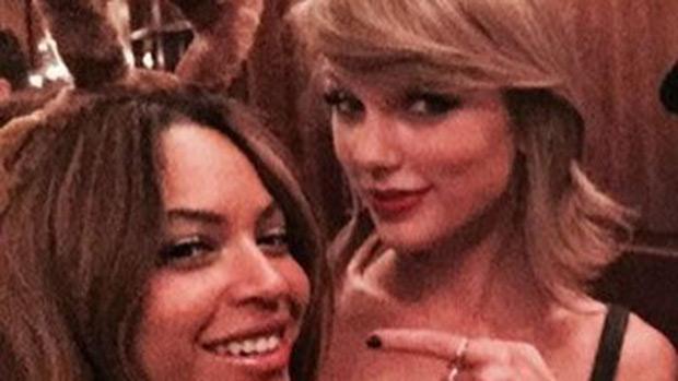 Beyonce Taylor Swift