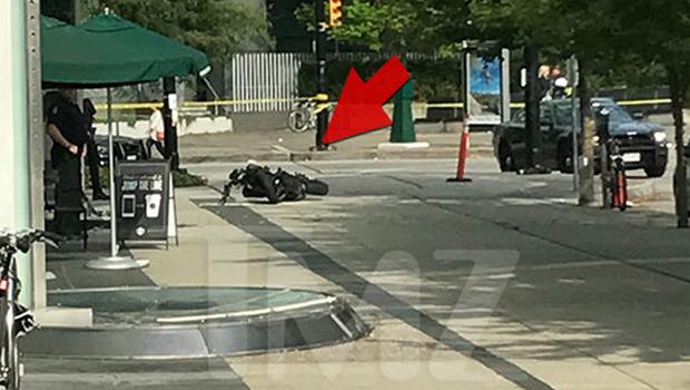 Deadpool Stunt Person Killed
