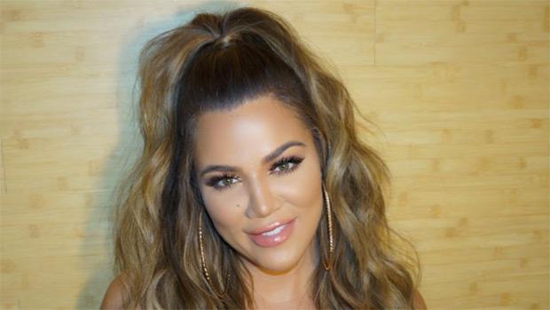 Khloe Kardashian Bronde Hair