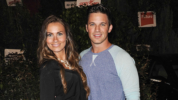 Matt Lanter and his wife Angela