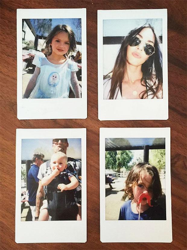 Megan Fox's sons