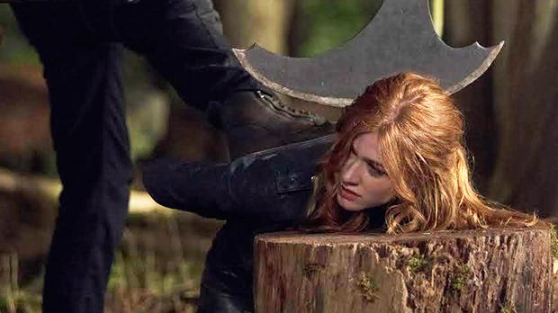 Clary on Shadowhunters