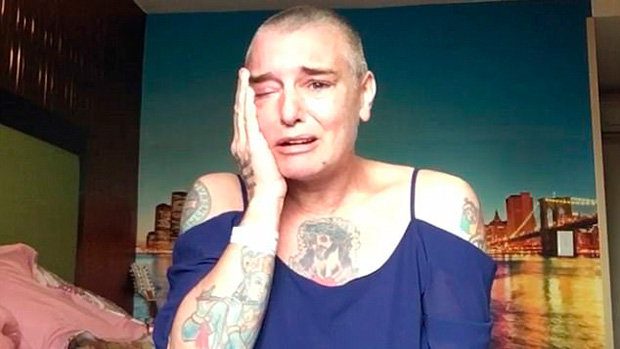 Sinead OConnor Is Suidical & Living In Motel In