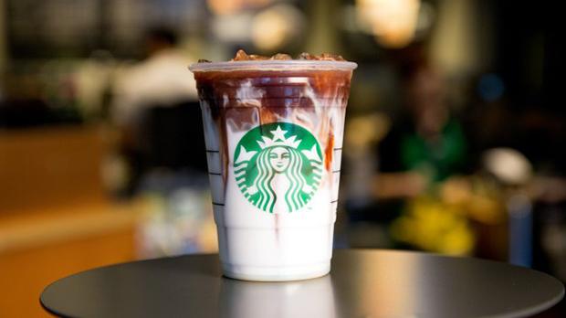 Starbucks Iced Macchiato