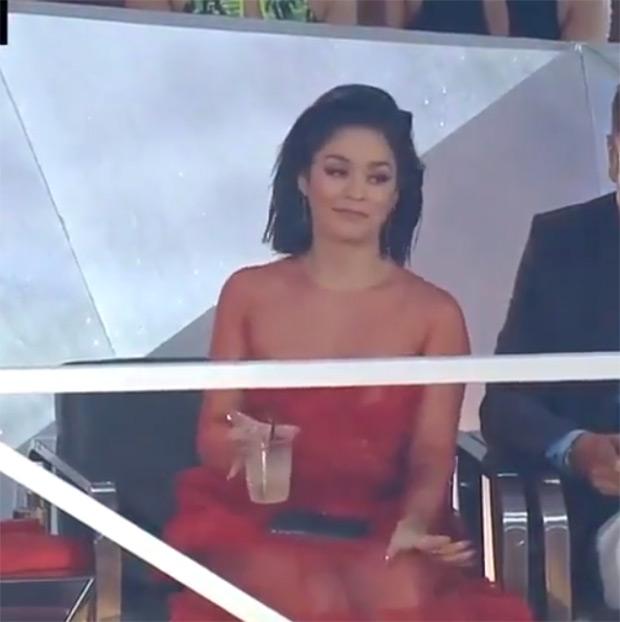 Vanessa Hudgens 2017 VMA