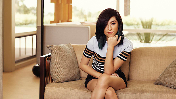 Christina Grimmie Photo Shoot