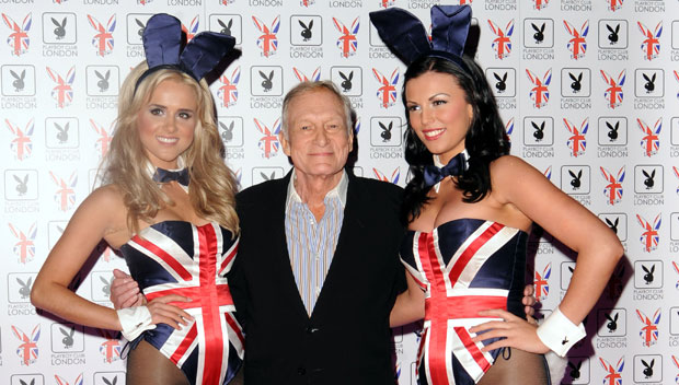 Hugh Hefner Dies See Pics Of The Iconic Playboy Founder Hollywood Life