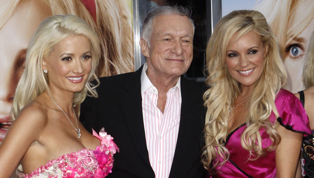 Hugh Hefner Dead Playboy Founder Dies At 91 Hollywood Life
