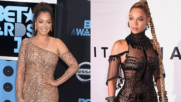 La La Anthony & Beyonce