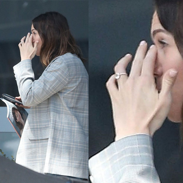 Mandy Moore's Engagement Ring
