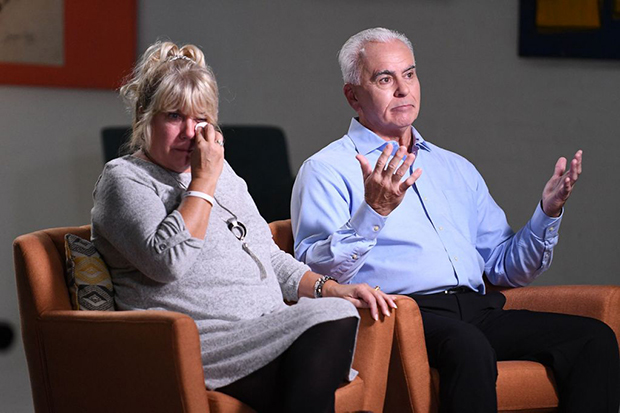Casey Anthony's parents George and Cindy