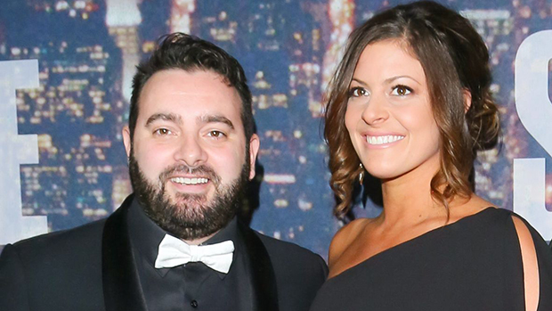Chris Kirkpatrick and his wife Karly
