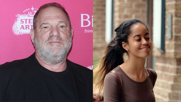 Harvey Weinstein Malia Obama