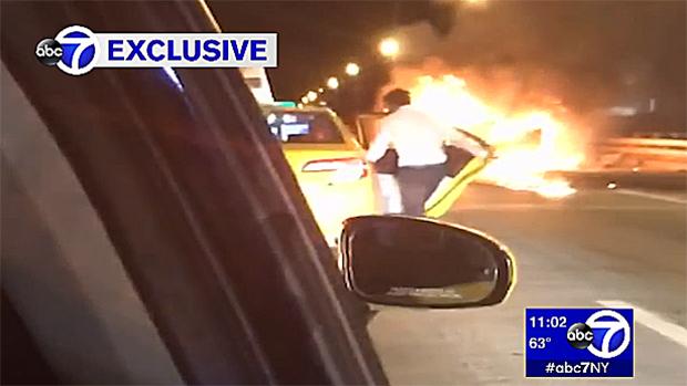 brooklyn car crash