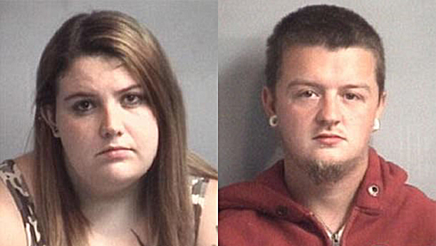 North Carolina couple charged with child abuse after son found with maggots in his diaper