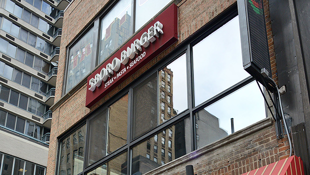 Restaurant where NYC Mom, Latisha Fisher, smothered her baby son