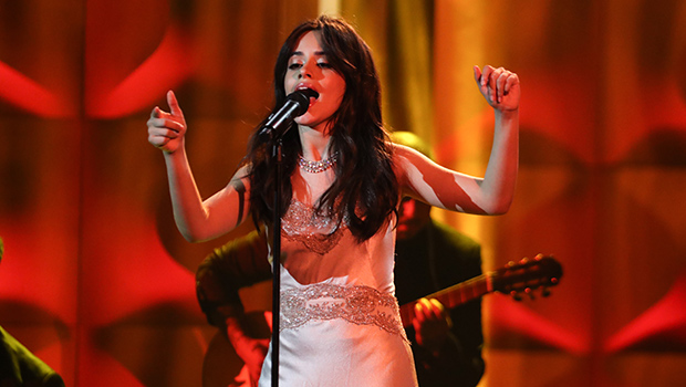 Camila Cabello Performing At Billboard Women In Music 2017