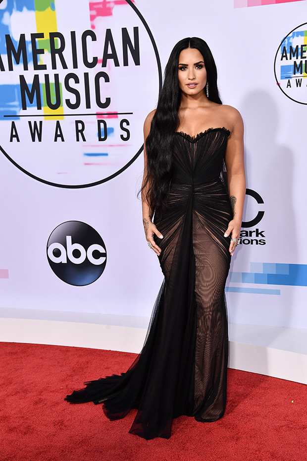Demi Lovato 2017 AMAs