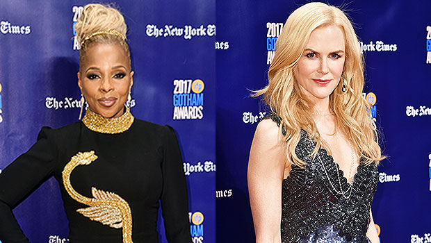 Mary J Blige, Nicole Kidman