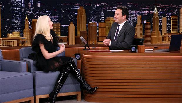 Gwen Stefani And Jimmy Fallon