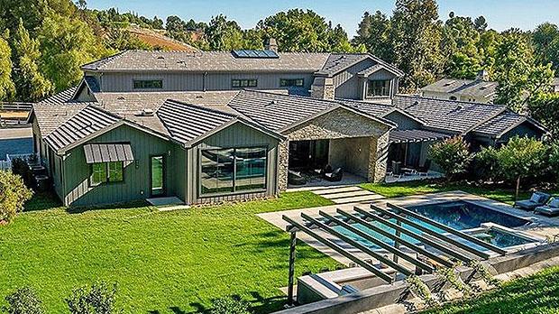Kris Jenner's New Mansion