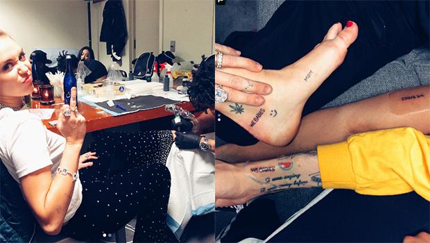 12+ I_O Tattoo