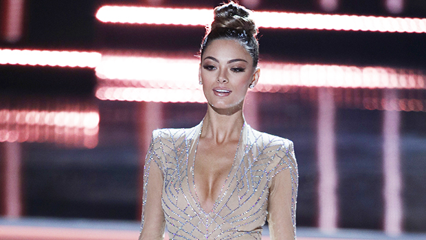 Miss Universe Demi-Leigh Nel-Peters