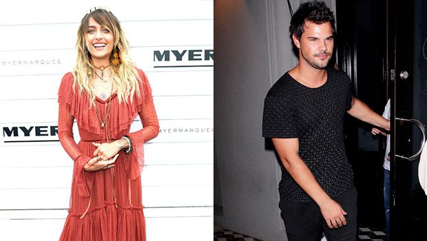 Paris Jackson, Taylor Lautner