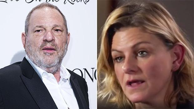 Harvey Weinstein And Zelda Perkins