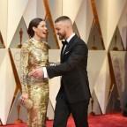 89th Academy Awards - Arrivals, Los Angeles, USA - 26 Feb 2017