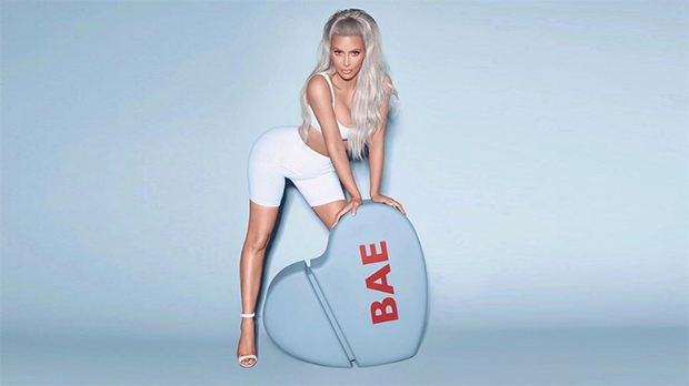 Kim kardashian bae perfume