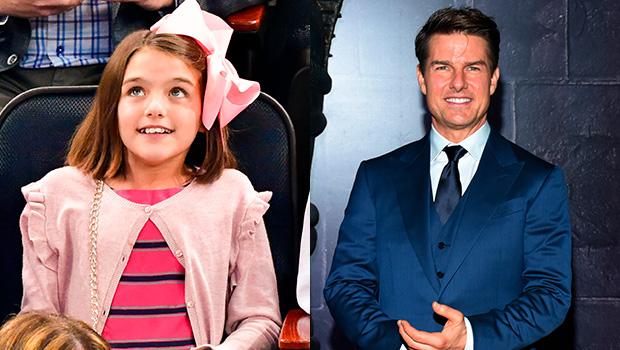 Suri & Tom Cruise