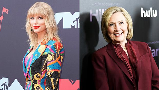 Taylor Swift, Hillary Clinton