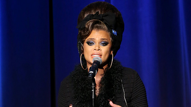 Andra Day Performing