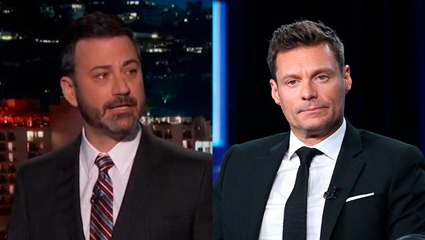 Jimmy Kimmel And Ryan Seacrest