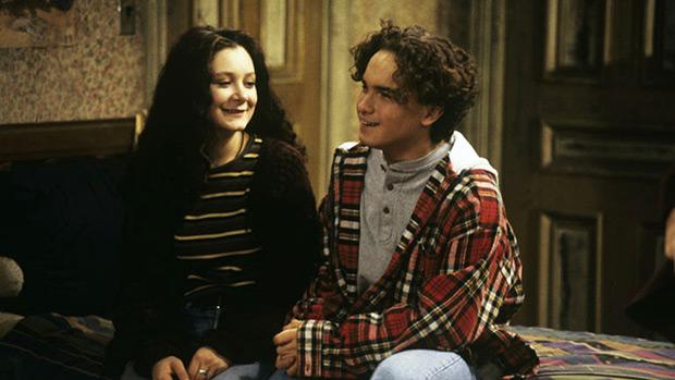Darlene & David On 'Roseanne'