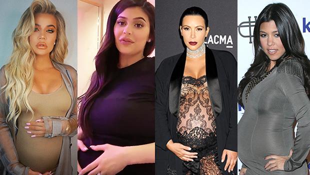 kardashians pregnant