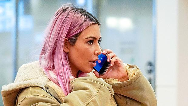 Why Kim Kardashian Dyed Hair Pink