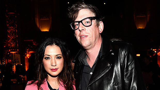 Michelle Branch and fiance Patrick Carney