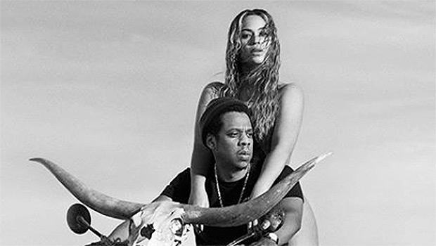 Beyonce And Jay Z OTR II Poster